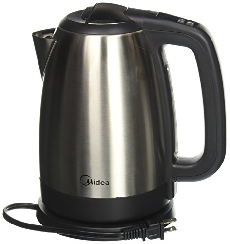 Midea Stainless Cordless Electric Kettle with Temperature Control (Kettle Auto compare prices)