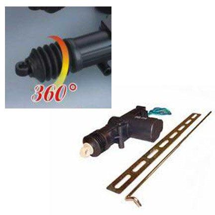 Universal Power Door Lock 2 Wire Actuator Kit