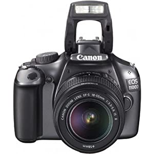 Canon EOS 1100D 12.2MP Digital SLR Camera from Amazon India - 38% Off