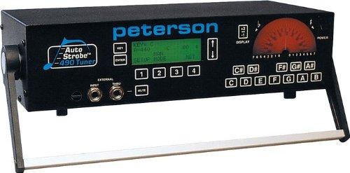 Peterson AutoStrobe 490 Strobe Tuner