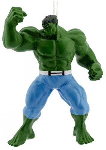 Hallmark Marvel The Hulk Christmas Ornament - 1