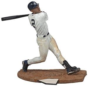 MLB New York Yankees McFarlane 2010 Derek Jeter Action Figure