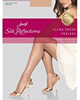 Pack pantyhose affordable toeless does