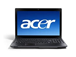 Acer AS5742Z-4685 15 6-Inch Laptop Mesh Black 