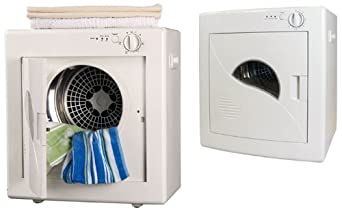 compact mini table top white tumble dryer 1200 ideal for. Black Bedroom Furniture Sets. Home Design Ideas
