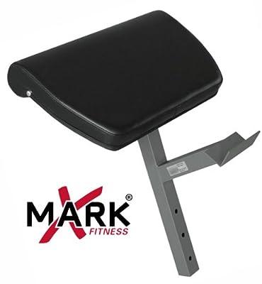 Xmark Fitness Preacher Curl Attachment