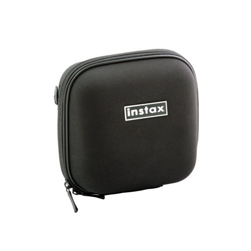 Fuji Instax IS32-STN084 Mini Zippered Camera Case for INSTAX Mini-7s, Mini-8, Mini-25, and 50s cameras (Black)