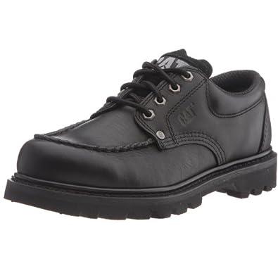 Caterpillar Fenton, Chaussures de ville homme - Noir (Black), 40 EU