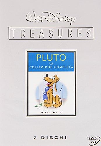 Walt Disney Treasures - Pluto - La Collezione Completa (2 Dvd), [steelbook]