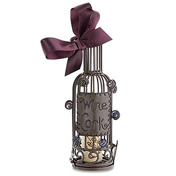 Ornament Cork Cage Wine Bottle