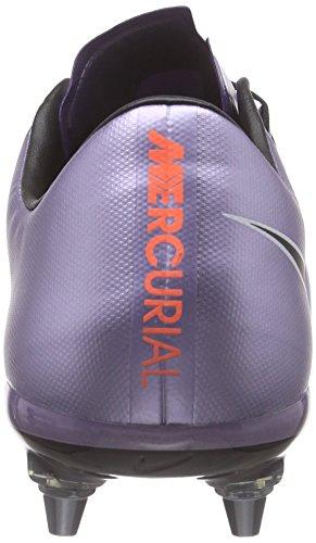 Nike Herren Mercurial Vapor X SG-PRO Fußballschuhe, Violett (Mehrfarbig), 43 EU -