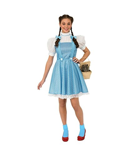 Wizard of Oz Movie Kansas Dorothy Adult Womens Costume
