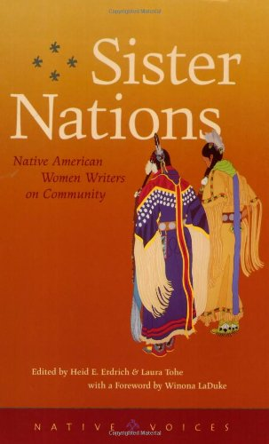 Sister Nations: Native American Women Writers On...