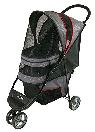 Gen7Pets Regal Pet Stroller, Gray Shadow