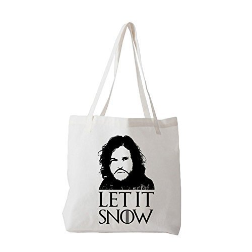 Game of Thrones Jon Snow Tote Bag