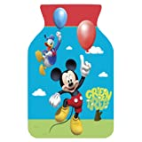 Disney Mickey Mouse Cover and Hot Water Bottle Set