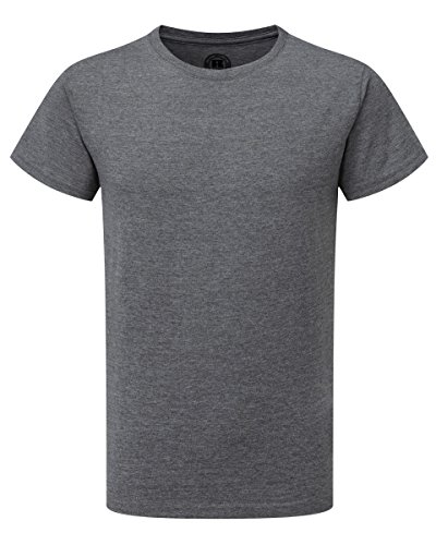 Russell Athletic -  T-shirt - ragazzo Grigio (Grigio Marl) 6