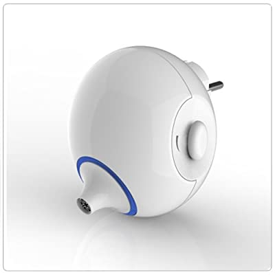 One Earth Health - Adjustable Room Ionic Air Purifier with European Design