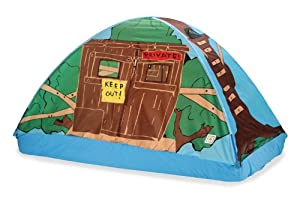 Pacific Play Tents Tree House Bed Tent #19790 from Pacific Play Tents