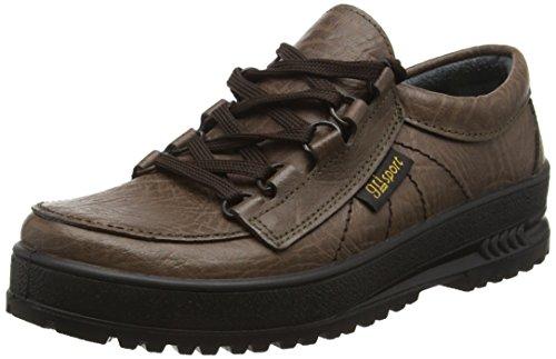 Grisport - Scarpe da camminata, Unisex - adulto, Marrone (Braun (Braun)), 43