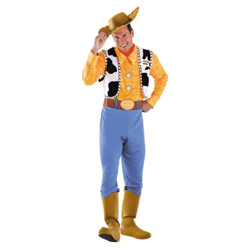 Costumes For All Occasions DG50550D Woody Deluxe Adult Xl