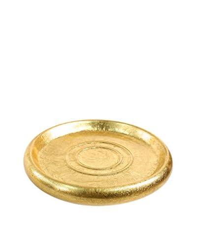 Nameek's Solisa Soap Holder, Gold As You See