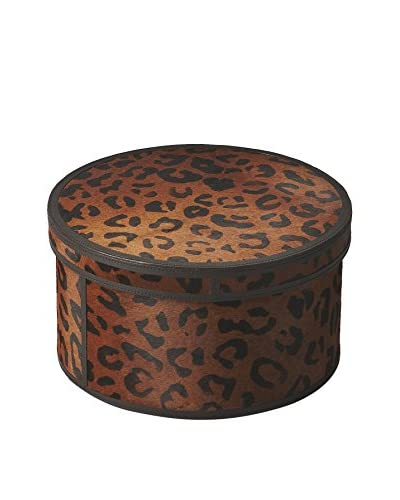 Butler Specialty Nikita Leather Storage Box