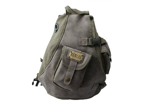 Military External Frame Backpack