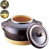 イシガキ 陶器製やきいも鍋 2180