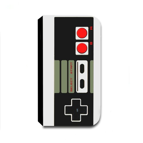 Old School Video Game Controller - Samsung Galaxy S4 Cover, Cell Phone Case - Wallet