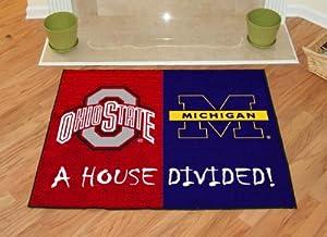 Amazon Com Ohio State Buckeyes Michigan Wolverines House