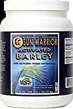 SunWarrior Activated Barley Drink Powder - 1.9 Lbs - Powdered Sprouted Activated Barely - Barley Milk Mix