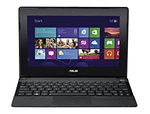 ASUS X102BA 10.1-inch Touchscreen Laptop (Blue) - (AMD A4 1200 1.0GHz Processor, 4GB RAM, 500GB HDD, LAN, WLAN, Webcam, Integrated Graphics, Windows 8 Home)