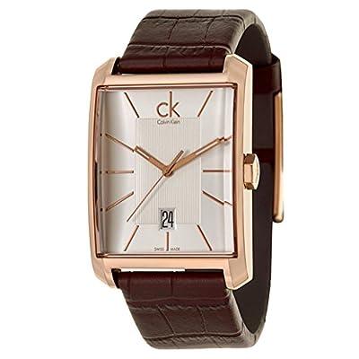 Calvin Klein Window Men's Quartz Watch K2M21620