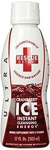 Applied Sciences Rescue Detox Cranberry Ice 17 Fl. Oz.