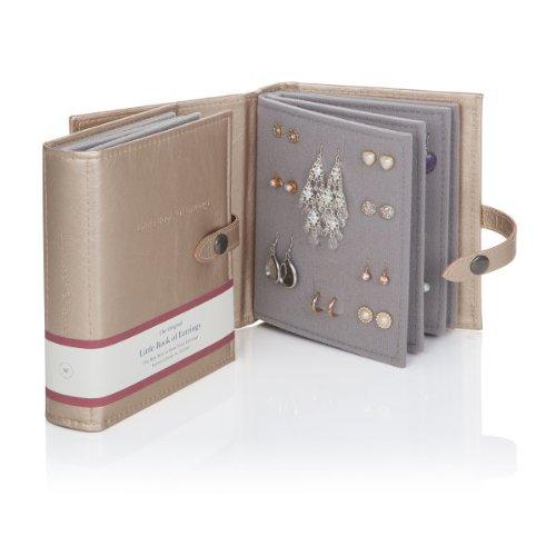 Not a jewellery box livre de rangement pour boucles d - Rangement boucles d oreilles ...