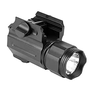 : Tactical 150 Lumen LED Flashlight For Compact Pistols Fits Beretta
