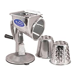 Vollrath (6003) Suction Cup Base King Kutter(TM) Food Processor w/ Cone Numbers 1, 2 & 4