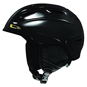 Smith Optics Arrival Helmet (Small/51-55-cm, Black Gold)