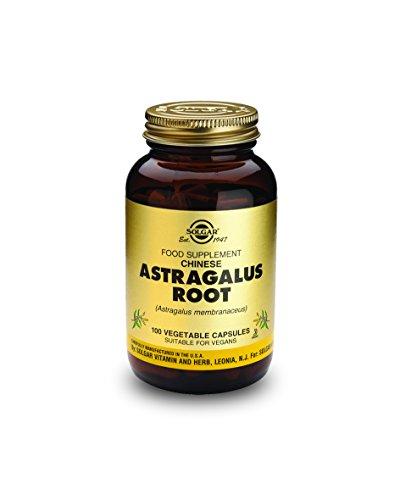 SOLGAR ASTRAGALUS CHINO (Astragalus membra.) 100cap