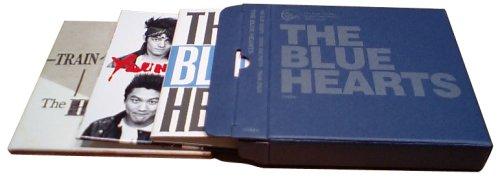 THE BLUE HEARTS 3枚同時購入セット Amazonオリジナル特典BOX付き