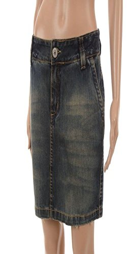 colcci-skirt-blue-distressed-denim-mini-size-36-uk-8-np-681