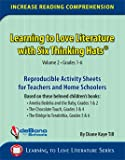 img - for Learning to Love Literature with Six Thinking Hats Volume 2 Grades 1-6 book / textbook / text book