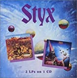 Styx: The Serpent Is Rising / Man Of Miracles by Styx