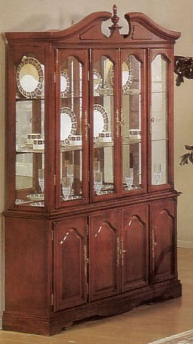 Cheap Chippendale Hutch/buffet (VF_AZ02-14230)