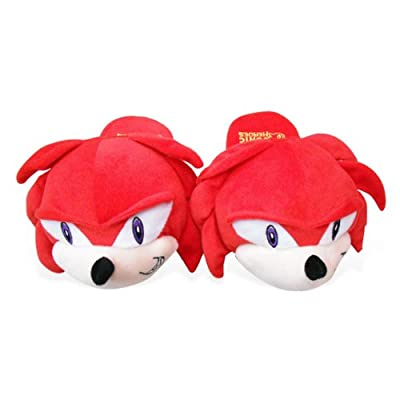Sonic the Hedgehog Knuckles Slippers