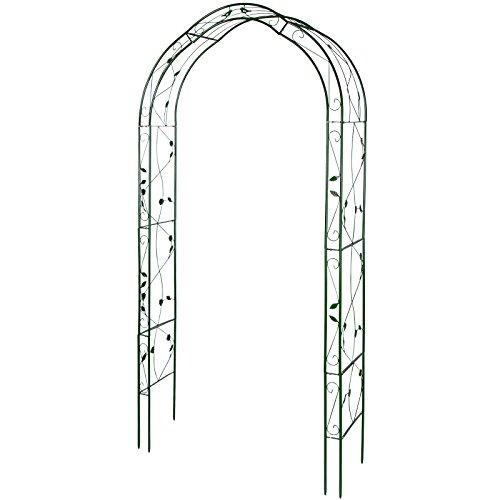 Arco decorativo giardino arco per piante arco rotondo per for Arco decorativo giardino