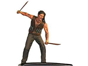 NECA Robert Rodriguez's Machete inches  Action Figure 1