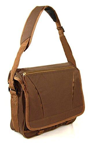 colonia-sac-polyester-besace-fourre-tout-mixte-marron-taille-unique