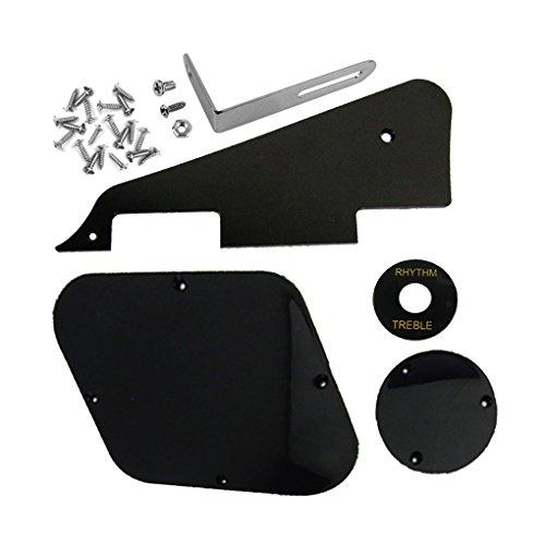 iknr-1-set-pickguard-cavity-aehnliches-abdeckungen-pickup-selector-plate-bracket-screws-fur-lp-gitar